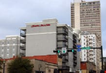 Hampton Inn in Mobile, Alabama