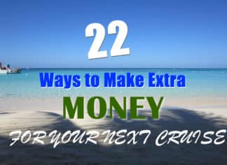 22 Ways to Make Extra Money for your Next Cruise