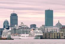 Boston cruise dropoff