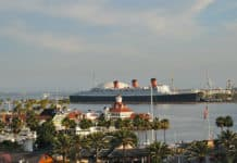 Port of Long Beach and Queen Mary