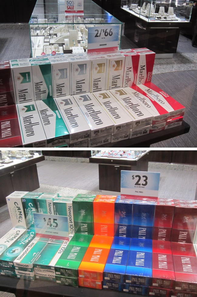 Answered Are Duty Free Alcohol Amp Cigarettes On A Cruise