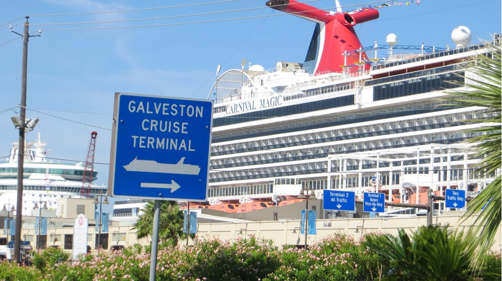 Easy Houston To Galveston Cruise Transport Options Express - Cruise ships out of houston texas