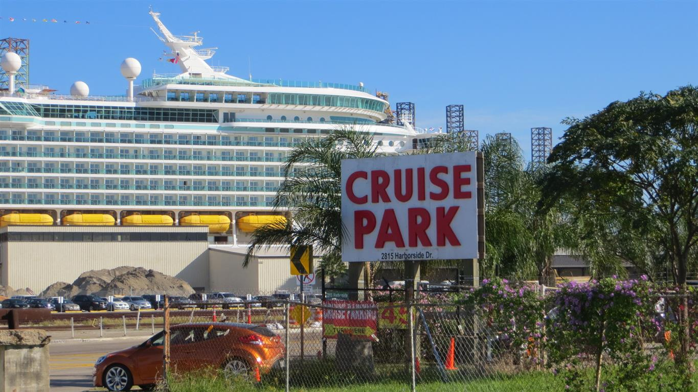 Guide To Galveston Cruise Parking Prices Profiles Maps More - Parking at baltimore cruise ship terminal