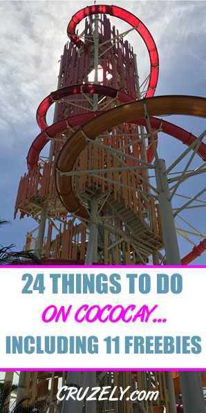 24 Things to do at Perfect Day at CocoCay (Including 11 FREE Things)