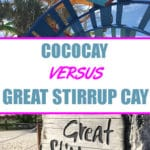 12 Major Differences Between CocoCay & Great Stirrup Cay