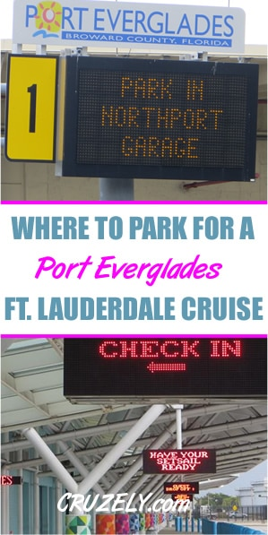 Fort Lauderdale (Port Everglades) Cruise Parking (Where to Park): Prices, Profiles, & Map