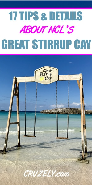 17 Tips, Tricks and Things to Know About Great Stirrup Cay (Norwegian\'s Private Island)