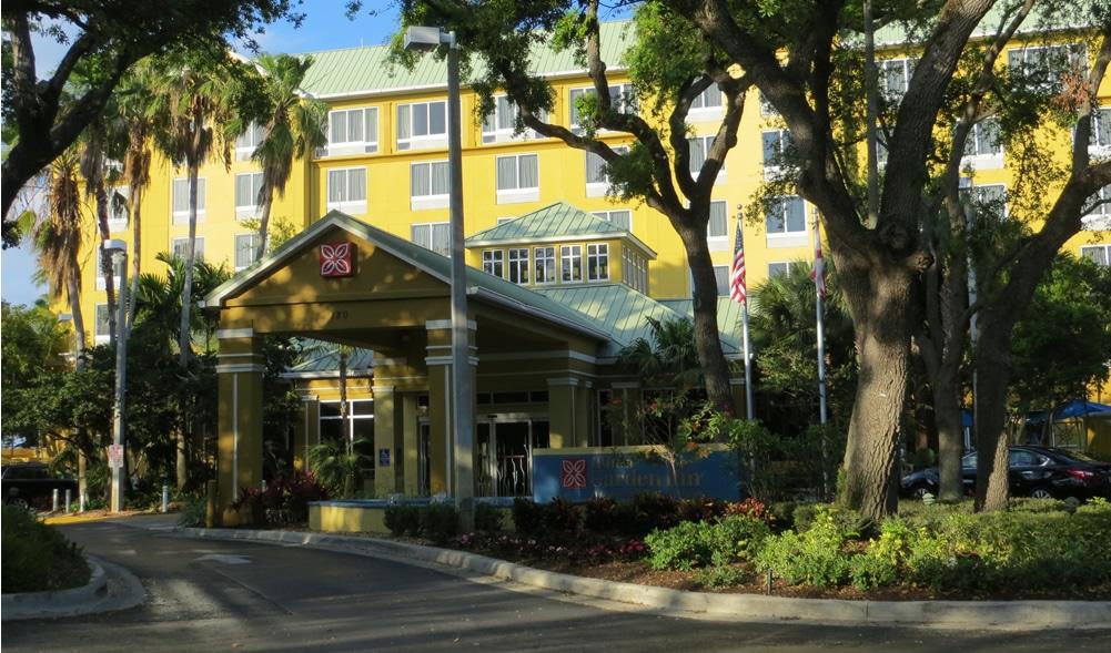 Hilton Garden Inn Fort Lauderdale