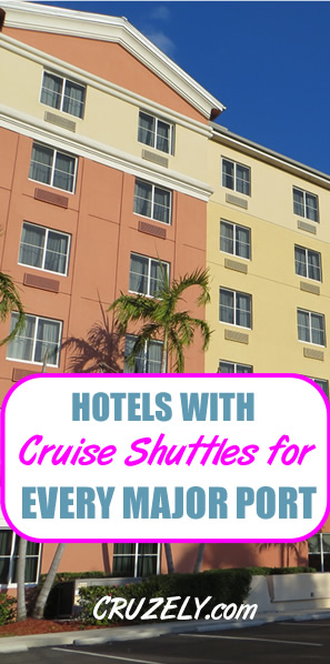 Hotels With Cruise Shuttles For Every Major Port in America