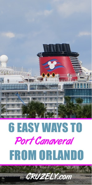 7 Easy Ways to Get From the Orlando Airport to Port Canaveral for a Cruise