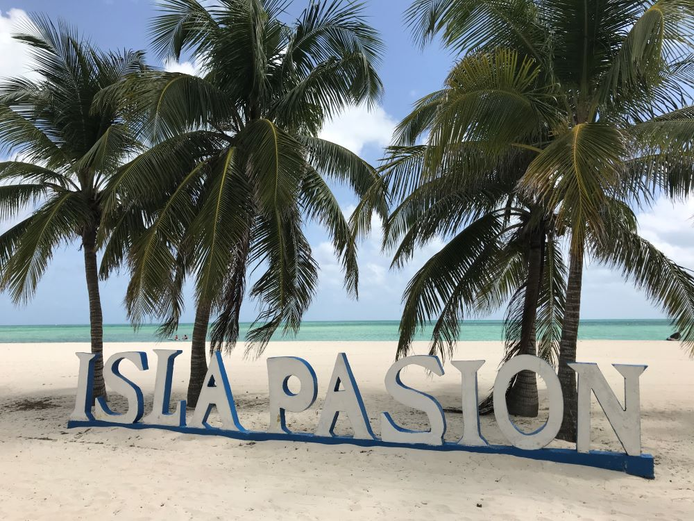 Passion Island in Cozumel