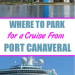 Port Canaveral Cruise Parking (Where to Park) Options, Prices, and Map