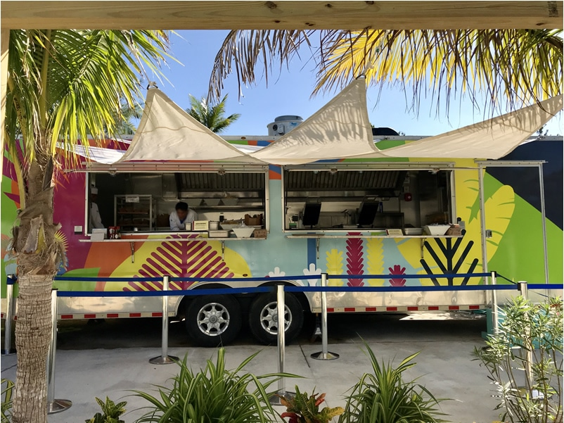 Tropic Like It's Hot Food Truck